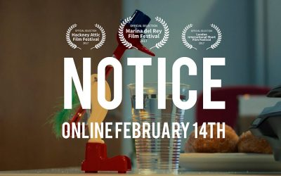 Notice short film
